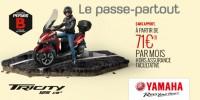 Le Yamaha Tricity à partir de 71 € par mois