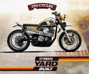 Yard Built SCR950 par Jeff Palhegyi Designs